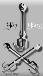 Keyblades: Yin Yang Fusion by FranciscoMartin