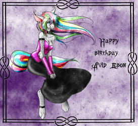 happy Birthday by abyss-shadows