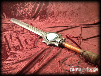 LARP WEAPON: Mystical Sword I by FantasyForgeLARP