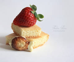 Mini Cake by xChristina27x