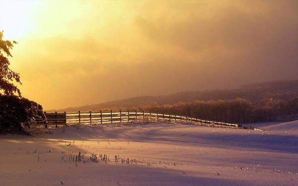 winter wallpaper by J4ck3R