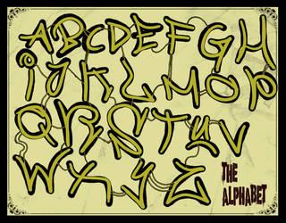 The Alphabet by ok-87