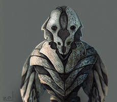 dogma the alien by zalxemptyx