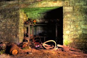 Inside the OT 52 by EYESFRIEDOPEN
