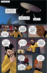 Axanar Comics: Arcanis IV - Page 3 by Daystorm