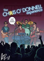 The Chris O'Donnell Experience by dio-03