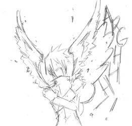 Bloody Wings by FalseHero