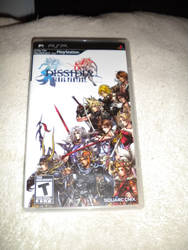 Dissidia Final Fantasy by FFVIIACCFAN