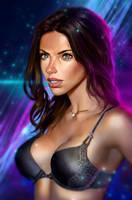 Adriana Lima by JordanKerbow