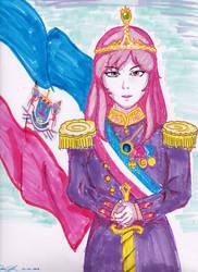 El Suprema Princess Bubblegum by ThaDrummer