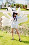 SNSD Ahri Anime North 2014 by Lightning--Baron