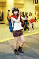 Teemo The Swift Scout Fan Expo 2015 by Lightning--Baron