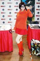 Velma Dinkley Fan Expo 2015 #03 by Lightning--Baron