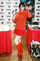 Velma Dinkley Fan Expo 2015 #04 by Lightning--Baron