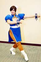 Chun Li Fan Expo 2015 #05 by Lightning--Baron