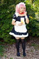 Maid Karuta Roromiya CHG Sept Meet 2015 #03 by Lightning--Baron