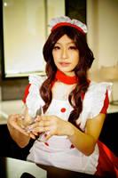 Red Fox Maid MTAC/MTCC 2016 #04 by Lightning--Baron