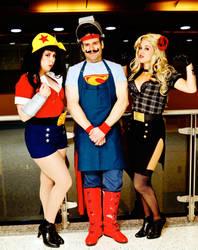 Bombshell DC Group MTAC/MTCC 2016 #01 by Lightning--Baron