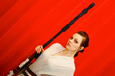 Rey from Star Wars 2016 MTAC/MTCC #03 by Lightning--Baron