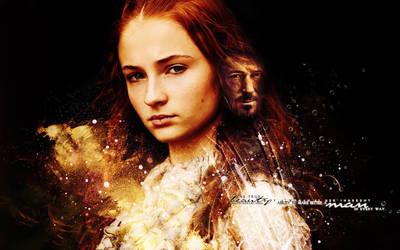 Game of Thrones - Sansa by Firlachiel
