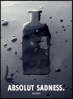 Absolut Sadness by Redjuice