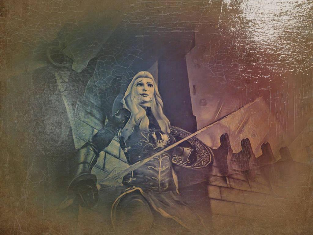 Grey Warden by AuroraNin