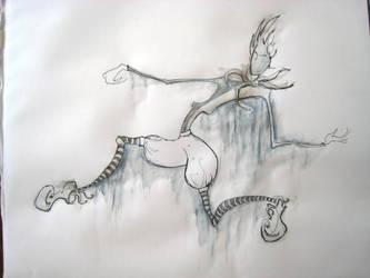 Jack Frost by sahrawr