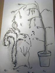 Skunk I by sahrawr