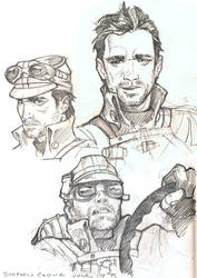 Driver sketches by StephenCrowe