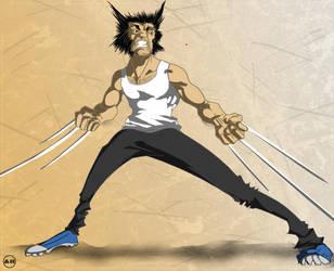 Wolverine......Bub by ArtistryFree