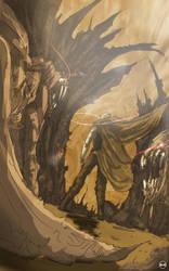 Riddick Contest Entry by ArtistryFree