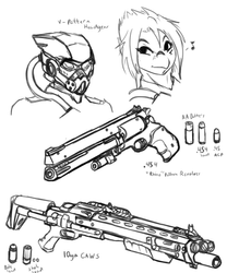 Lilitus equipment by TonyKatze