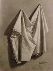 Hanging cloth by shauncharles