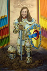The Armor of God by shauncharles