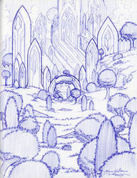 Sketch 40 by shauncharles