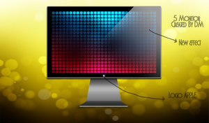 Monitor  Display by Marcotti92