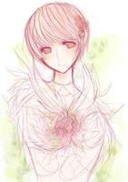 Spring Bride by Kaiami