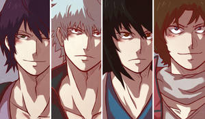 Gintama - 10 Years by 7Repose