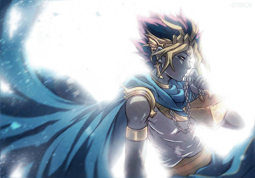YGO - Nameless Pharaoh by 7Repose
