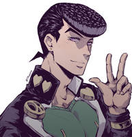 JJBA - Josuke by 7Repose