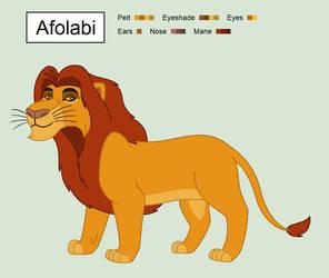 Afolabi - Heartthrob Prince by srbarker
