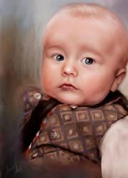 Painting closeup by malish551