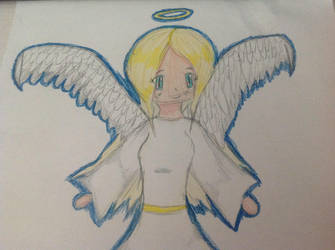 Your Typical Angel by DuckyWucky20