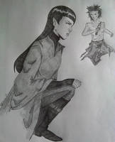 Gender Swap Spock - Pandora by PinkLetter