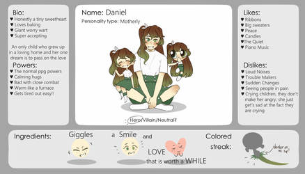 PPG OCT - DANIEL APPLICATION by squeakyhammer