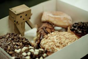 Krispy Donut by simplyjinz