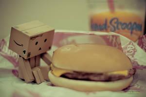 Danbo's Food trip by simplyjinz