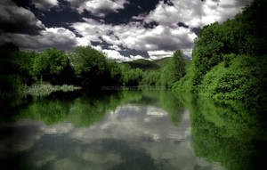 A Peaceful Sound by deathly-stillness
