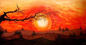 Under That Tree by deathly-stillness