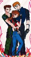 Resident Evil CV by Talthalra